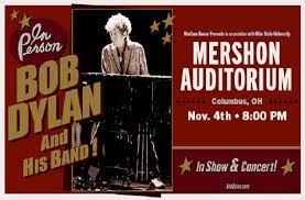 Bob Dylan His Band Mershon Auditorium Qfm96