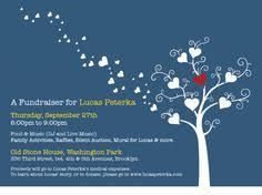 Benefit Flyer Wording 7 Best Fundraiser Invite Wording Images Fundraising