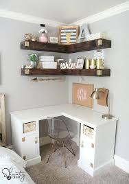 diy home office desk captivating corner desk ideas marvelous home design inspiration with corner desk shanty 2 chic diy home office desk plans
