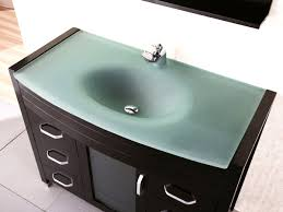 Glass Sink Bathroom The Trend Glass Bathroom Sinks Bathroom Ideas