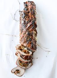 brown sugar roasted pork tenderloin