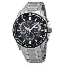 citizen perpetual chrono a t eco drive titanium chronograph mens zoom