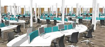 office by design. Call Centre Design To Increase Staff Productivity Office By
