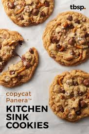 Copycat Panera Kitchen Sink Cookies Recipe In 2019 Copycat