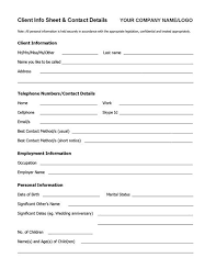 Contact Information Sheet Serpto Carpentersdaughter Co