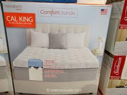mattress in a box costco. novaform comfortgrande gel memory foam mattress costco 3 in a box -
