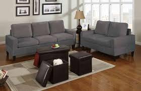 Modern Leather Living Room Set Modern Bobs Furniture Living Room Sets Contemporary Living Room