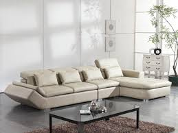 Living Room With Corner Sofa Cream Leather Sofa Stain Best Sofa Ideas