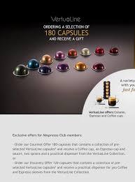 nespresso vertuoline capsules. Wonderful Capsules Is The 120  180 Vertuoline Capsule Welcome Offer Worth It Throughout Nespresso Capsules T