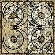 Steampunk Patterns Interesting Steampunk Tiles Texture