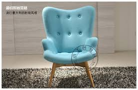 Simple Small Artisan Furniture Fabric Sofa Chair Recliner Chair Lazy Lounge Chair  Bedroom Chair Comfortable Creative On Alibaba Group With Small Chairs For  ...