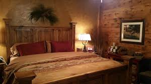 Manufactured Home Bedroom Remodel   Rustic Cabin Style   Mobile Home  Bedrooms
