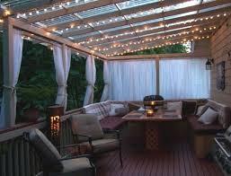 outdoor deck lighting ideas. covered deck inspiration outdoor lighting ideas