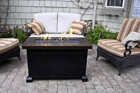 menards propane fire pit with