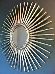 silver starburst wall art elegant silver starburst mirror pertaining to antique wall by the forest co on large starburst wall art with silver starburst wall art fashionnorm top