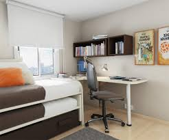 Small Desk Bedroom Small Bedroom Desks For A Narrow Bedroom Space Homesfeed Small
