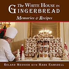 the white house in gingerbread memories and recipes amazoncom white house oval office