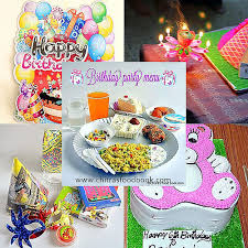 Chart Of Different Food Items Birthday Party Recipes Menu Ideas Indian Party Food Items