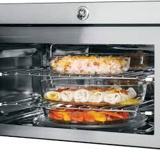 Fast Cooking Ovens Ge Cvm1790ssss 17 Cu Ft Over The Range Microwave Oven With