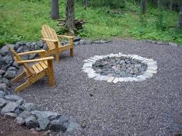 15 photos gallery of backyard inground fire pit