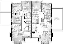 southern house plan second floor 032d 0376 house planore
