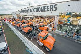 auction track ritchie bros on track for best orlando auction yet medium duty