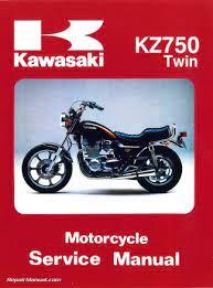 1984 kawasaki kz750 twin cylinder
