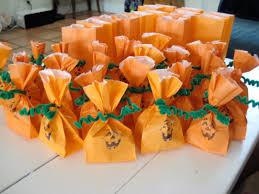 homemade halloween candy ideas. Interesting Ideas JackoLantern Halloween Party Favour Bags Inside Homemade Candy Ideas