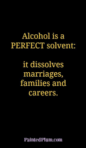 Alcoholic Quotes Beauteous Alcoholdissolvesmarriagesfamiliescareersquoteaboutalcoholism