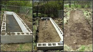 cinder block raised garden cinder block raised garden bed a google newsletter cinder block raised garden