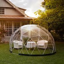 garden dome. Garden Igloo 360 Dome With Optional Canopy Cover I
