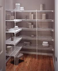 Kitchen Pantry Wire Shelving