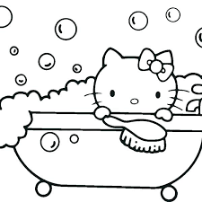 Coloring X Free Hello Kitty Coloring Pages To Print Free Hello