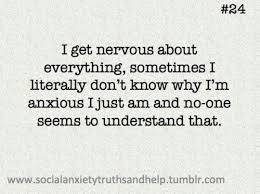 Nervous Quotes Inspiration 48 Best Quotes About Nervous Nervous Quotes QuotesOnImages