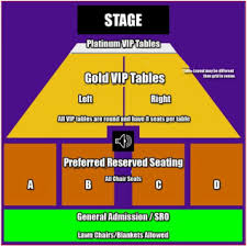 Tampa Fairgrounds Seating Chart Central Florida Fairgrounds Orlando Fl Platinum Vip Tickets