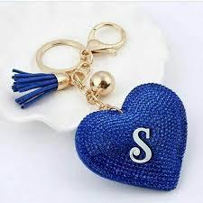 love wallpaper s letter keychain images
