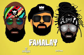 Famalay Now 1 On Itunes Reggae Chart Msy Chrissy