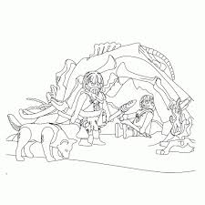 25 Bladeren Playmobil Paarden Manege Kleurplaat Mandala Kleurplaat