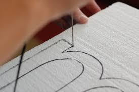 how to cut styrofoam sheets