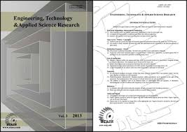 engineering technology applied science research