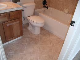 Bathroom Tile Displays Dark Gray Vinyl Tiles For Tile Bathroom Floor Ideas Bathroom
