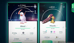 Absol Evolution Chart Absol Mawile Alolan Vulpix And Alola Sandshrew Available