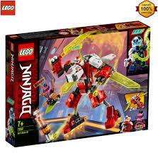 ⭐Mô Hình Lắp Ráp Lego Ninjago Phi Cơ Biến Hình Của Kai 71707 (217 chi  tiết): Mua bán trực tuyến Xếp hình kích thích trí não với giá rẻ