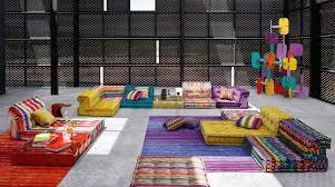 roche bobois floor cushion seating. Mah Jong: An Icon Roche Bobois Floor Cushion Seating