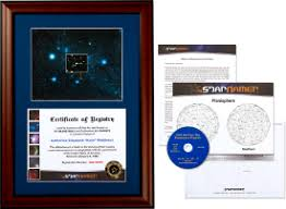 name a star the ultimate star gift with star photo