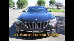 2009 BMW 750LI SPORT PKG TWIN TURBO FOR SALE $ 46250.00 BY NORTH ...