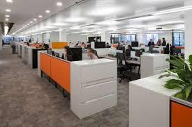 pwc london office. People Working At Office Desks Pwc London N