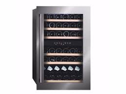 built in wine cooler fwc 8841 tc x wine cooler by fulgor milano
