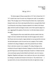 its a w s world by eavan boland essay ap english  3 pages 13577132 black plague essay