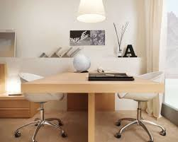 Wooden Desk For Two